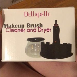 Makeup brush cleaner and dryer brand new